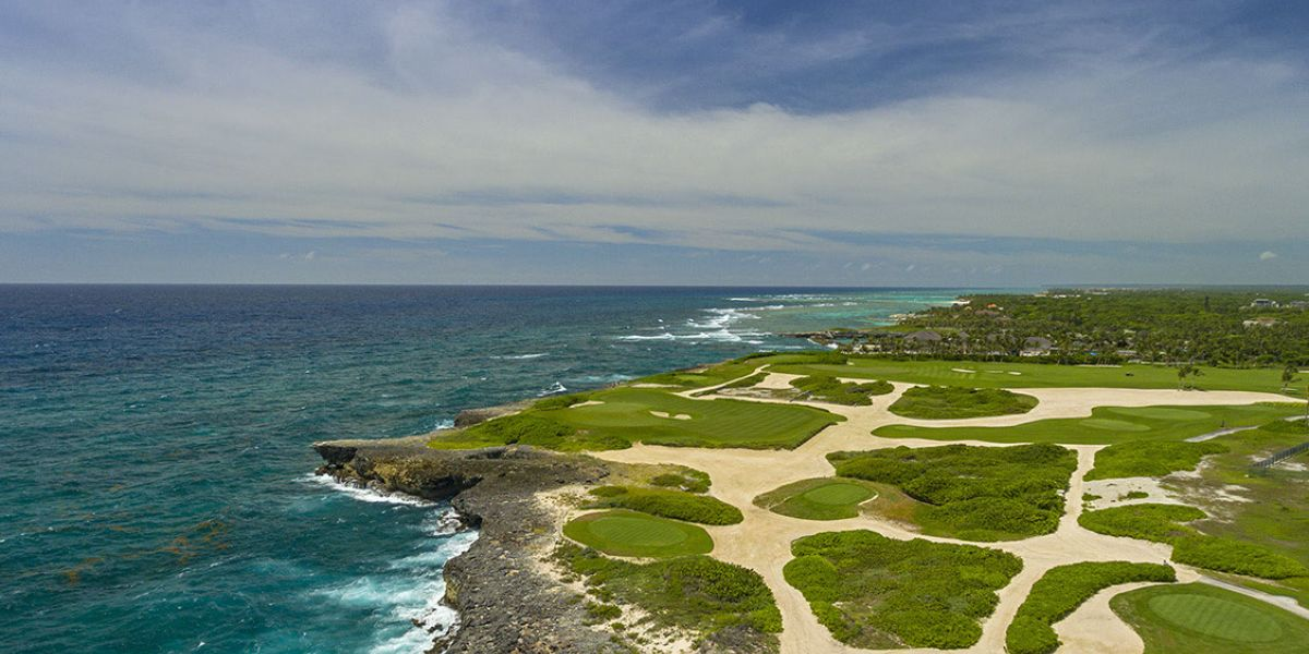 Corales Golf Course at Puntacana Resort & Club