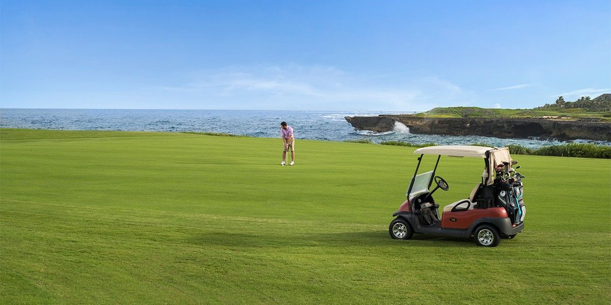 Corales Golf Course, Puntacana Resort & Club