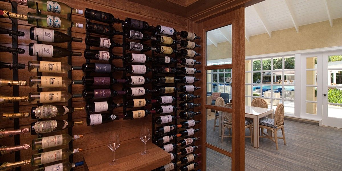 Wine Cellar, Tortuga Bay Lounge